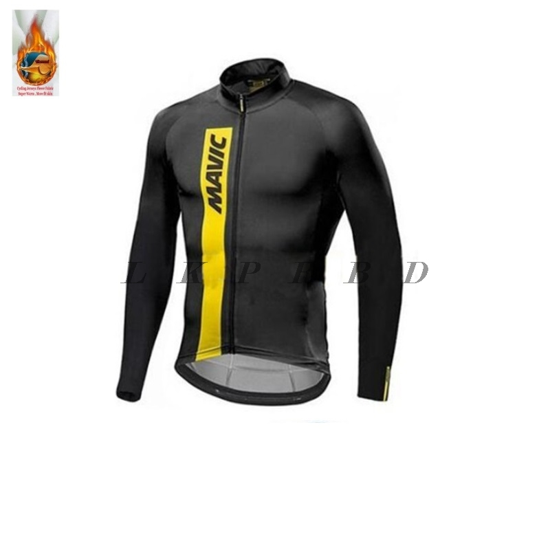 2018 NEW Winter Thermal cycling jersey ropa maillot ciclismo hombre roupa ciclismo ropa MTB jersey ciclismo mujer  bike jersey
