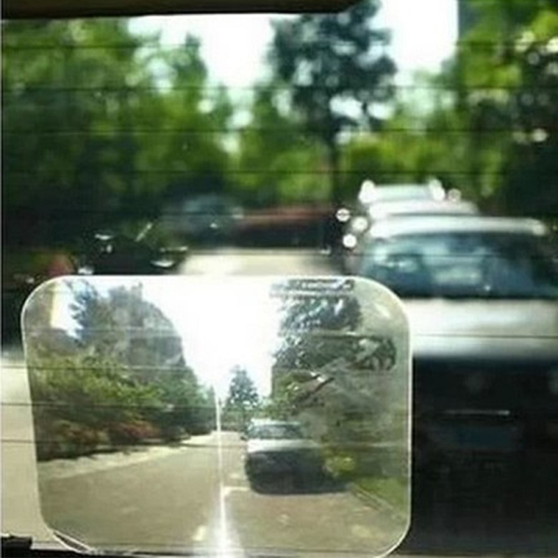 8*10inches/20*25cm Wide Angle Fresnel Lens Car Parking Reversing Sticker Useful Enlarge View Transparent stickers automobile Wh