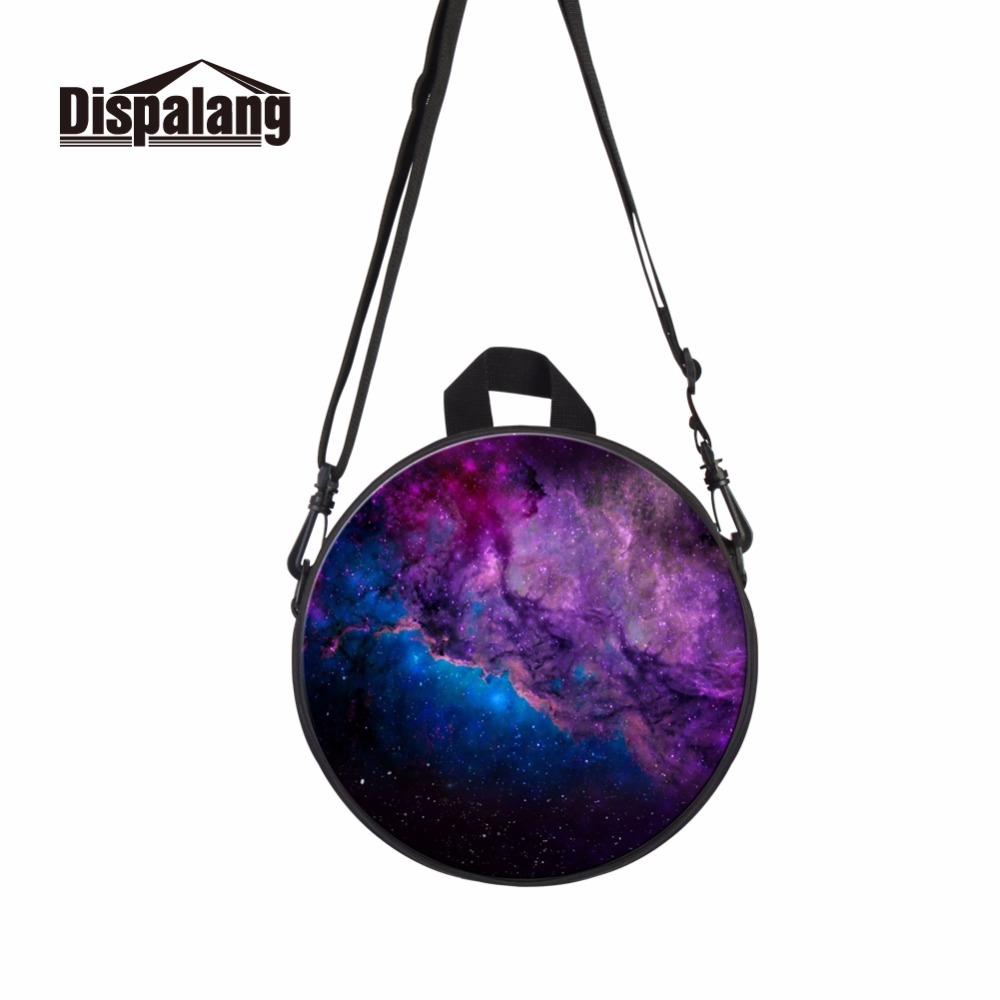 Dispalang fashion cool preschool students backpack galaxy stars small school bags for primary 1-5 grade kids baby day pack
