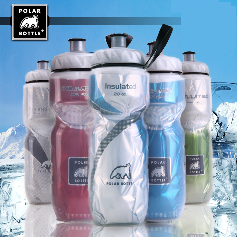 2017 New Hot Bicycle Cycling Insulated Water Bottle Skiing