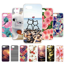 3D DIY Realme C2 Case Silicone For OPPO Back Cover Protective Soft TPU Phone On C 2 RealmeC2 Cases Bag