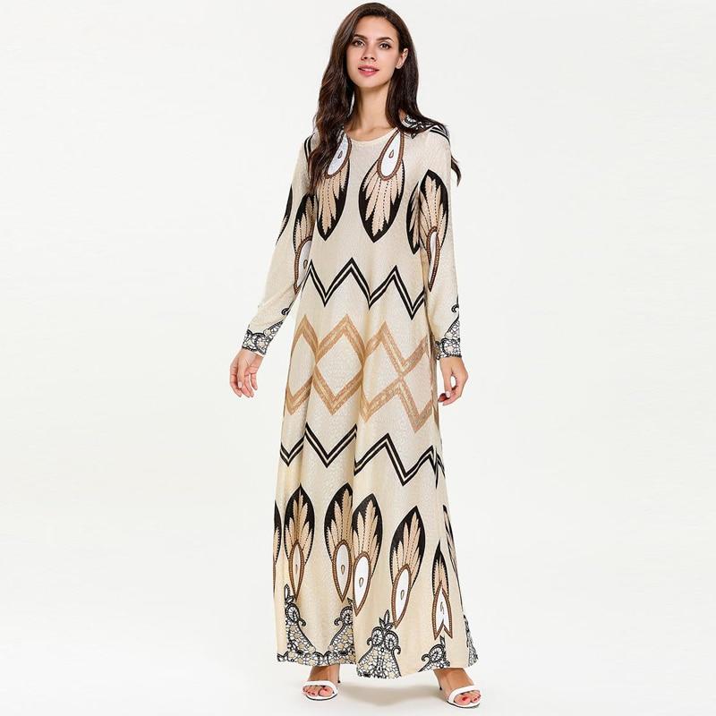 Vestidos Abaya Caftan Marocain Dubai Islamic Arab Kaftan Muslim Hijab Dress Women Elbise Ramadan Robe Femme Sukienki Eid Dresses