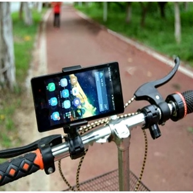 Bicycle Handlebar Phone Stand Phone Holder Mountain Bike Cycling Gps