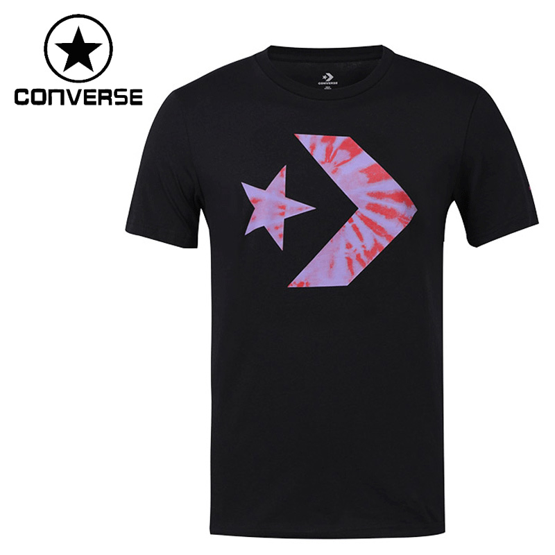 Original New Arrival 2018 Converse Men's T-shirts short sleeve Sportswear converse short tongue