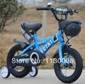 Großhandel 4 farben beiai 14 zoll klassische kinderfahrräder kinderfahrrad Erhalten eine KOSTENLOSE fahrräder anzug geschenk freies verschiffen