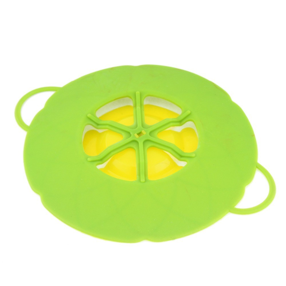 Multi-function-Cooking-Tools-Flower-Cookware-Parts-Green-Silicone-Boil-Over-Spill-lid-Stopper-Oven-Safe (4)