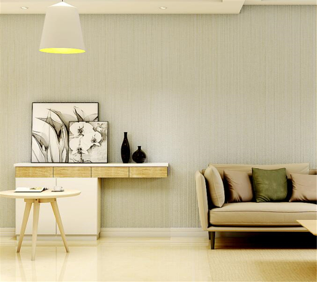 plain interior 3d living bedroom simple pure roll decoration hotel zoom beibehang wallpapers kf mouse