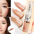 concealer pen Cover freckles Black rim of the eye spots blain 3 Colors Concealer Liquid Convenient Rotary Concealer Brush A2