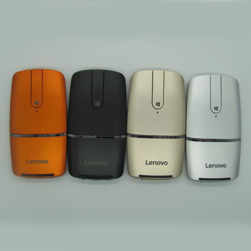 Lenovo Yoga Bluetooth 4.0 souris Laser souris tactile sans fil PPT présentateur double Mode Li batterie pour iMac Surface Macbook pro WIN10-in Souris from Ordinateur et bureautique on AliExpress - 11.11_Double 11_Singles' Day 1