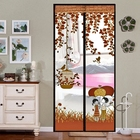 90x 210 CM Magnetic Stripe Summer Anti-Mosquito Curtains Encryption Mosquito Net On the Door Magnets