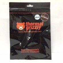 Grizzly thermique Kryonaut 11.1G PC CPU AMD Intel processeur dissipateur thermique ventilateur composé thermique refroidissement refroidisseur thermique graisse/pâte