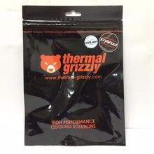 Thermal Grizzly Kryonaut 11.1G PC CPU AMD 인텔 프로세서 히트 싱크 팬 열 화합물 냉각 냉각기 열 그리스/붙여 넣기