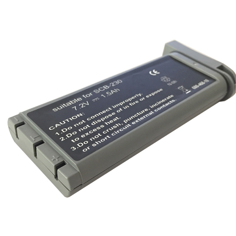 7.2V 1500mAh 21003 Rechargeable Vacuum Battery For iRobot Scooba 200 230 Ni-MH