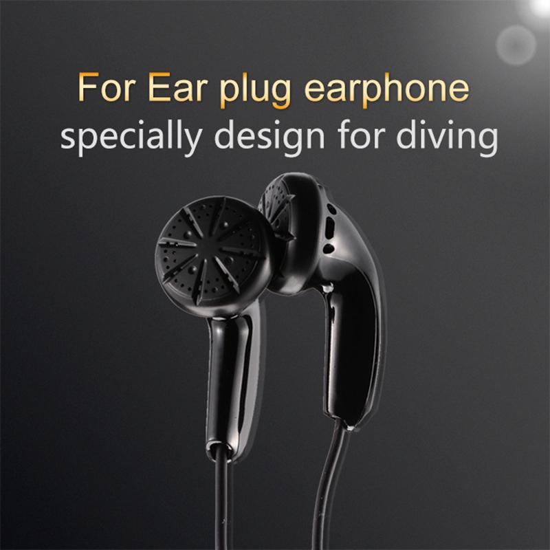 HANGRUI Qian25 Dynamic Flat Head Plug Earphone 3.5mm In ear Headset HIFI Earphone Bass Earbud For iphone xiaomi Smartphone MP3  (15)