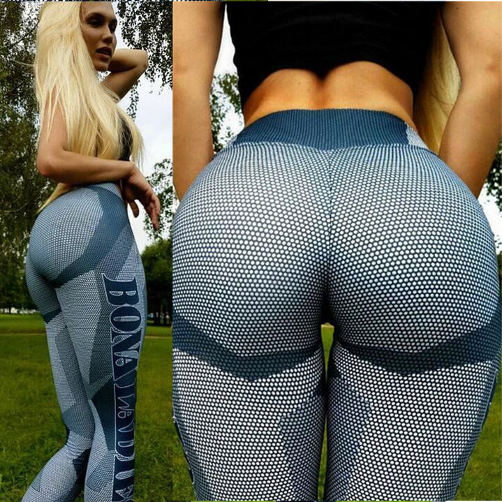 Explosion Models Sportswear Work Out  Fashion Printed Leggings Fitness  Under Pants