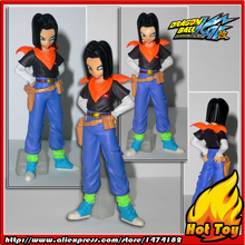"100% D'origine BANDAI Gashapon PVC Jouet Figure HG SP Partie 5-Android 17 du Japon Anime ""Dragon Ball Z"""