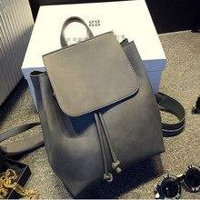 Сплошной Цвет Мода PU кожа bolsa 2016 Новый сумки ведро с небольшой мешок crossbody сумки для женщин мешок руки дамы
