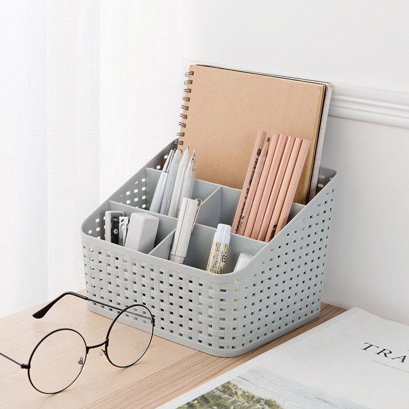 Multifunction Cosmetic Organizer Desktop Makeup Organizer Storage Boxes  Make Desktop Cleaner And Save Space
