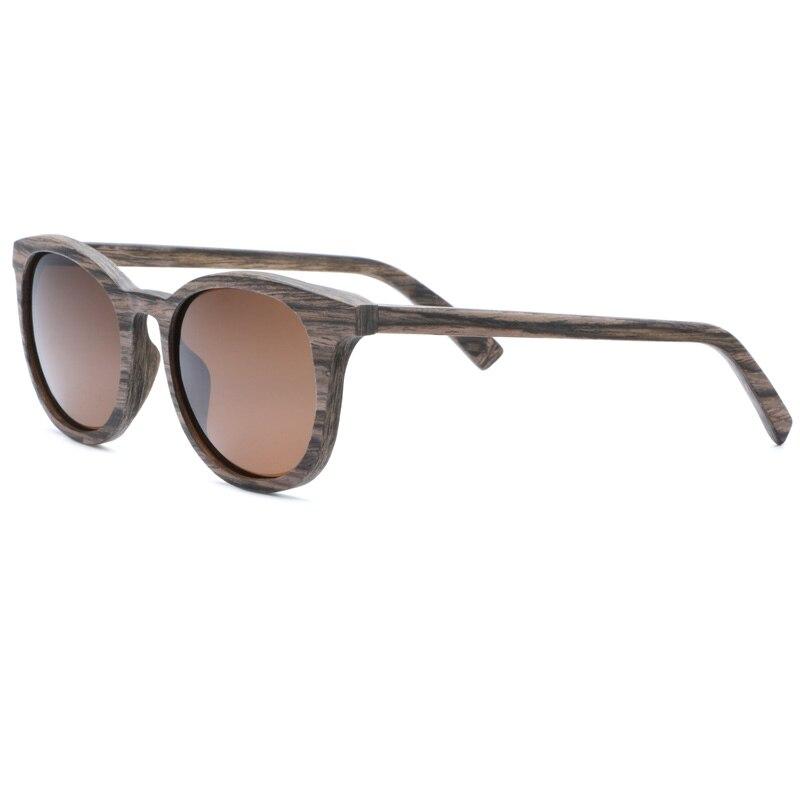 Ablibi 2017 nouvelle mode haute qualité bambou bois lunettes de soleil en bois hommes femmes Vintage polarisé ombre dans étui d'origine lentes de