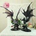 29 cm WOW Dota 2 Forma Demônio Illidan Demon Hunter PVC Figuras Colecionáveis Modelo Dolls Figuras de Ação Brinquedos Presentes Das Crianças