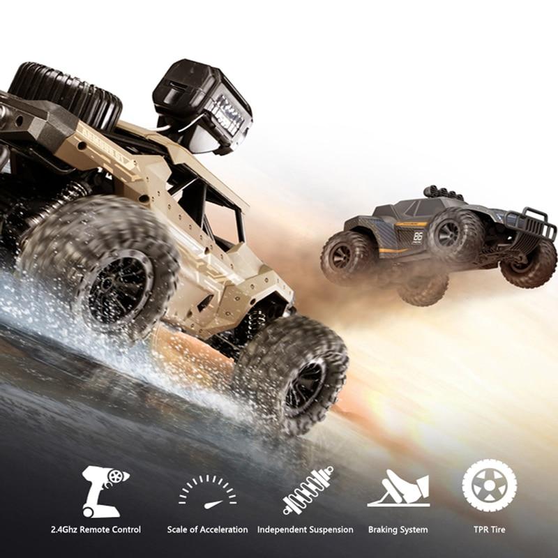 Oyuncaklar ve Hobi Ürünleri'ten RC Arabalar'de RC Araba ile 720P Kamera Tam Fonksiyonlu 4WD Radyo Kontrol Yüksek Hızlı Off road Araç 2.4Ghz Uzaktan Kumanda kontrollü Carros'da  Grup 2