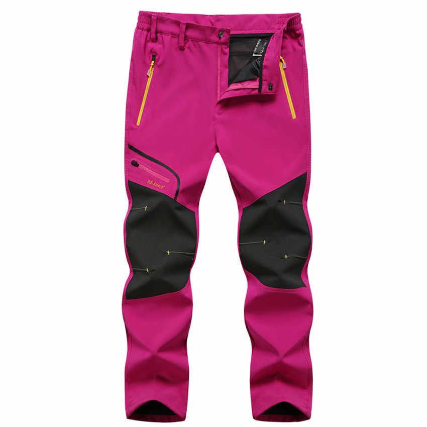 Женские мужские водонепроницаемые походные спортивные брюки летние быстросохнущие дышащие походные брюки для кемпинга