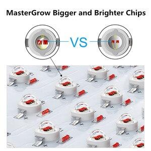 Image 5 - ספקטרום מלא 300/600/800/900/1000/1200/1800/2000W LED לגדול אור 410 730nm לצמחים מקורה ופרח חממה לגדול אוהל
