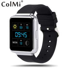 ColMi Android 5.1 OS Smartwatch VS95 Unterstützung WiFi GPS Bluetooth Sync Fernbedienung MP3 MP4 anti-verlorene Fitness Tracker Smartwatch