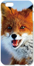 Fox phone cover For iphone 5S SE 5C 6 6S 7 Plus Touch 5 6 For Samsung Galaxy S3 S4 S5 Mini S6 S7 Edge Note 3 4 5 C5 Case