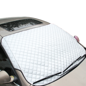 Image 3 - 2019 New Arrival Rushed Car Strong Cover Window Sunshade Auto And Snow Sun Reflective Shade Windshield For Suv Ordinary