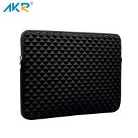 Dizüstü Kol çantası MacBook Hava 13 kollu kılıf Pro Retina Için 11 12 13 15 inç Darbeye Moda Elmas Tarzı Ücretsiz kargo