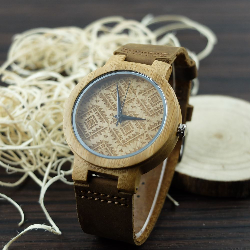 Luxury Brand Men Bamboo Wood Watches Men and Women Quartz Clock Fashion Casual Leather Strap Wrist Watch Male Relogio Gift baosaili fashion wrist watch men watches brand luxury famous male clock women unisex simple classic quartz leather watch bs996