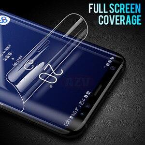 Image 4 - 6D Copertura Completa Morbido Idrogel Pellicola Per Samsung Galaxy Note 8 9 S8 S9 Protezione Dello Schermo Per Samsung S9 S8 s7 S6 Bordo Più Non di Vetro