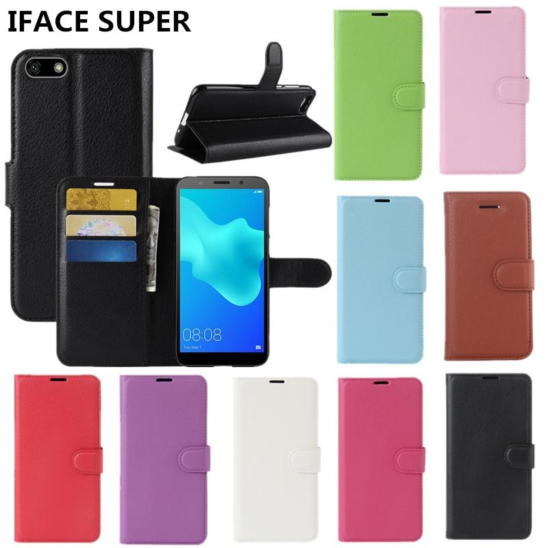 Honor 7A Russian Version Case Honor 7A DUA-L22 Case 5.45 Flip PU Leather Phone Case For Huawei Honor7A Russian Version Case Cove