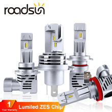 NEW Arrivals LED H7 H4 H11 H8 HB4 H1 HB3 Auto M3 Car Headlight Bulbs 110W/Pair 15000LM Car Styling 6000K led automotivo 12V(China)