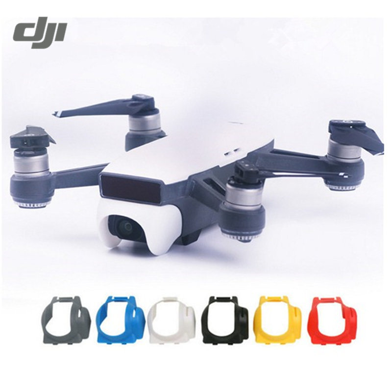 DJI Spark Camera Lens Hood Sunshade Protective Cover Case Protector For 12MP Camera Drone FPV Racing Replace Accs
