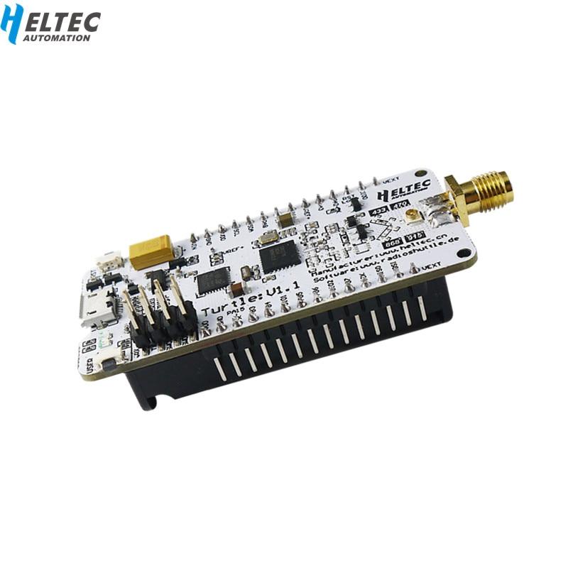 Heltec Turtle Board 433MHZ 868MHZ 915MHZ STM32 LoRa L432 SX1276 lora development Board Ultra Low Power