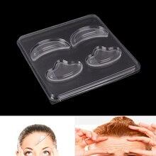 Новая эффективная против морщин подушечки для лица многоразовые подтягивающие для лица силиконовые маски для лица Невидимый уход за кожей