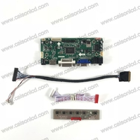 NT68676คณะกรรมการควบคุมจอแอลซีดีสนับสนุนHDMI DVI VGA