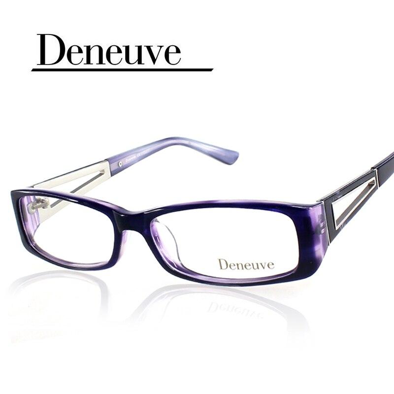 4cb14de8eb Lady fashion brand design acetate eyewear optical glasses