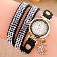 2015-Luxury-Women-Quartz-Watch-montre-femme-Pendant-Moon-Wristwatches-relogio-feminino-Dress-Diamond-Bracelet-Watches.jpg_200x200