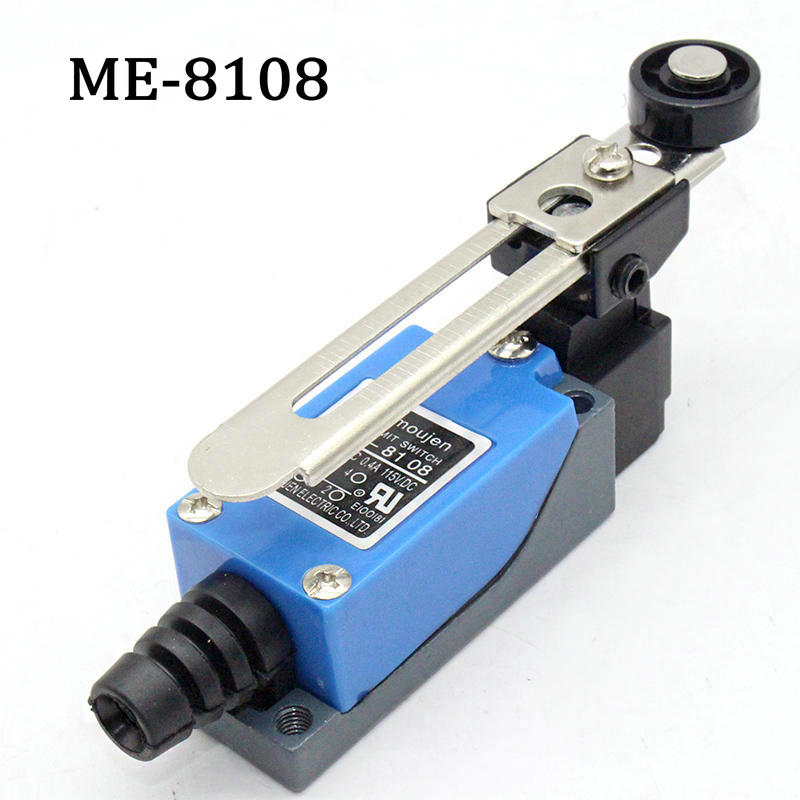 ME-8108 Limit Switch Rotary Adjustable Roller Lever Arm Mini Limit Switch TZ-8108 XZ-8108