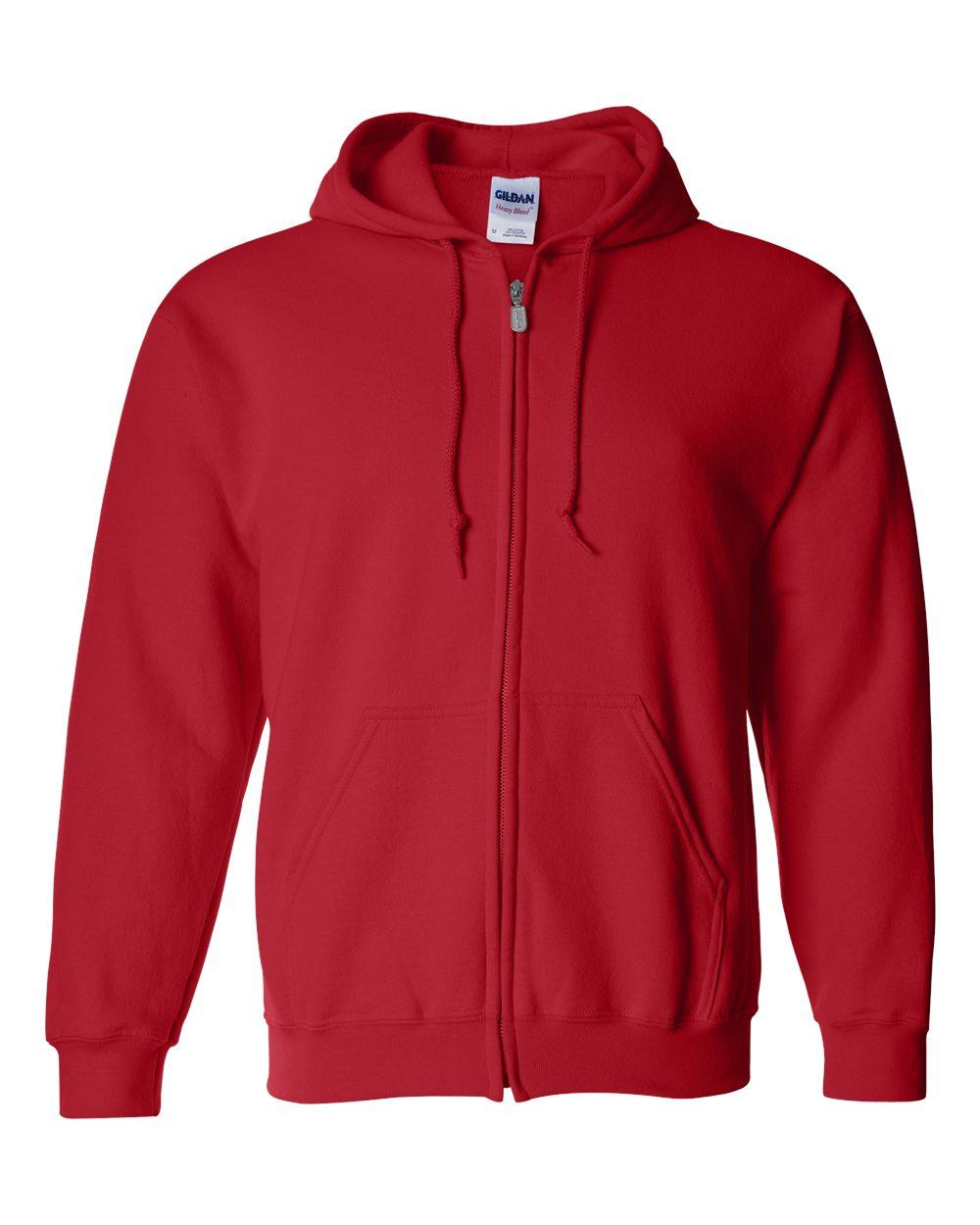 48b12f26d345bd Detail Feedback Questions about Gildan Men s Cardigan Hoodies Sweatshirts  Brand Clothing Fashion Zip Hoodie Man Casual Slim Fit Pocket Sweatshirt  Sportswear ...