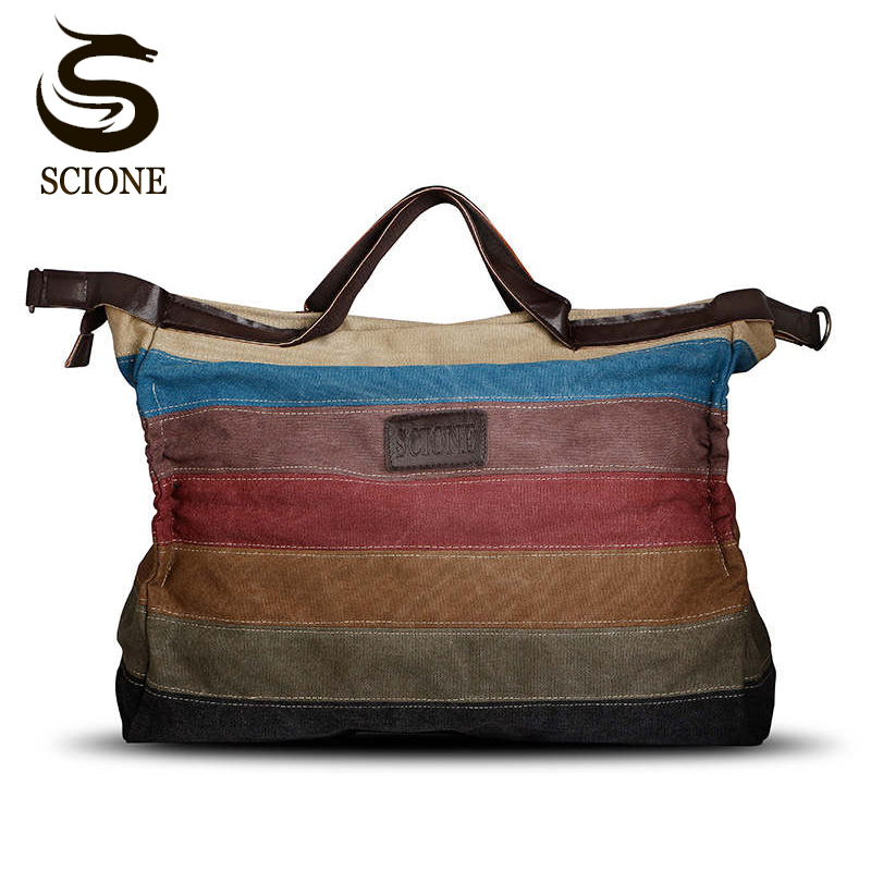 Large Canvas Handbag Women High Quality Canvas Shoulder Bag Casual Big Messenger Bag Female Ladies Beach Tote Crossbody Handbag women handbag shoulder bag messenger bag casual colorful canvas crossbody bags for girl student waterproof nylon laptop tote
