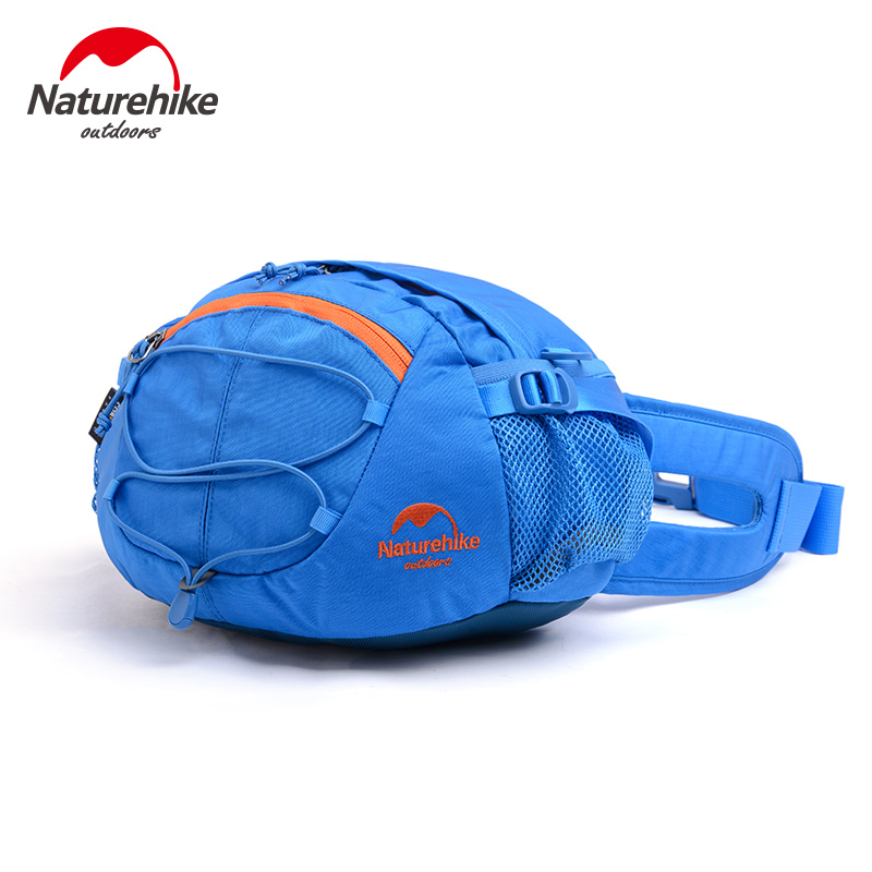 NatureHike Women Waist Bag Sport Outdoor Travel Belt Cycling Men Waist Pack Bag Brand 5 Colors