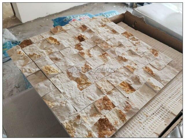 Box pezzi in stile americano naturale pietra di marmo