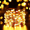 12 22 32m LED Outdoor Solar Lamp 100 200 LEDs String Lights Fairy Holiday Christmas Party Garland Solar Garden Waterproof Lights review
