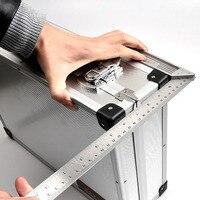測定ツール角度定規正方形大工ツール分度器 escuadra デ carpintero 傾斜計 esquadro エンジニア|分度器|   -