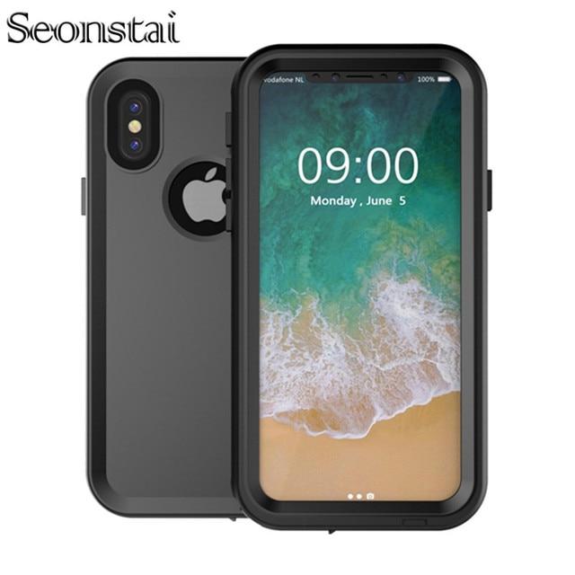 custodia impermeabile per iphone x