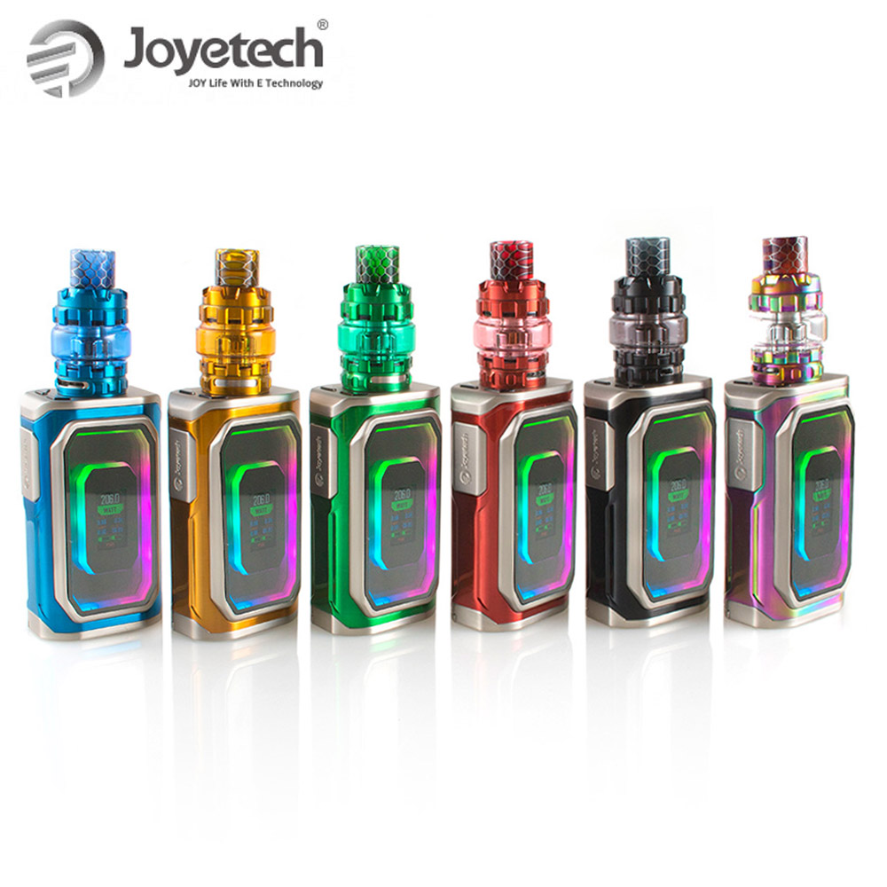 Caldo! originale Joyetech ESPION Infinite vape Kit 230 W powered by dual 18650 batterie ProCore Conquistare Atomizzatore 5.5 ml E-sigaretta